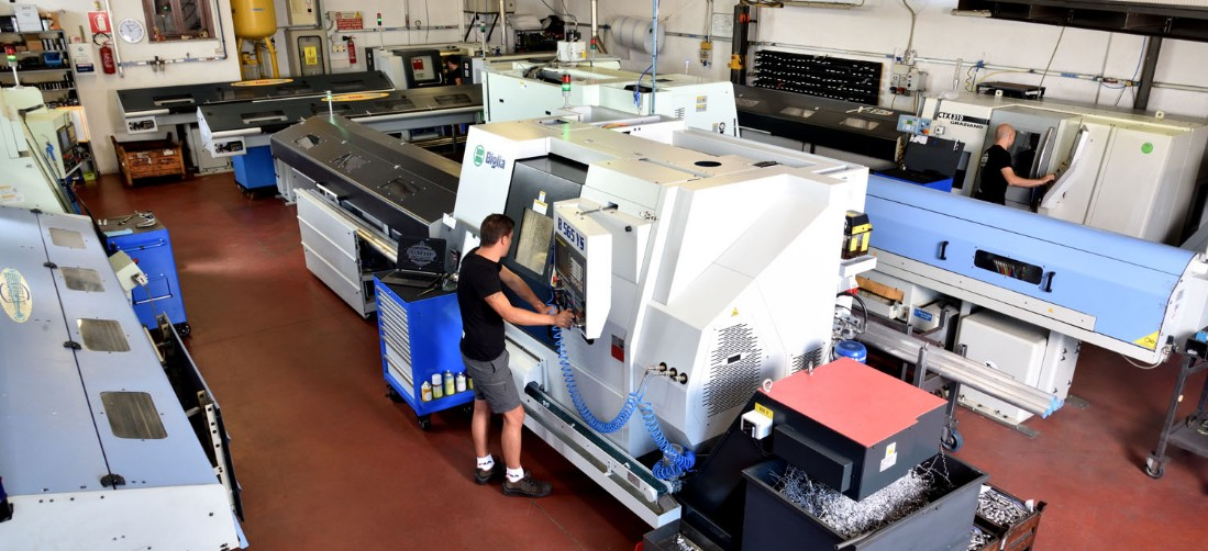 Torneria Meccanica CNC